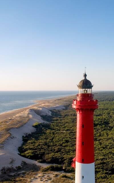 Vue du phare de la Coubre - ©Shutterstock
