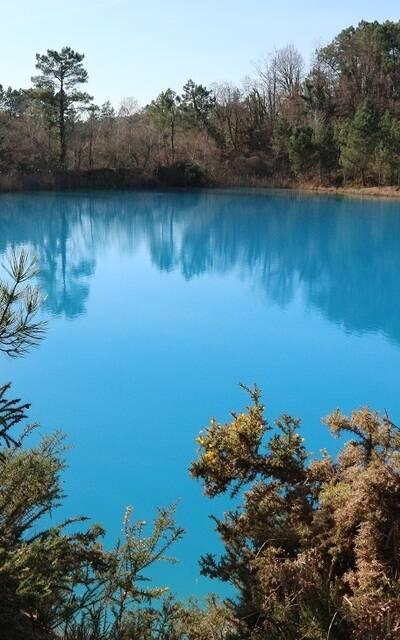 Une eau couleur lagon -  © Christelle Lamothe / FDHPA 17