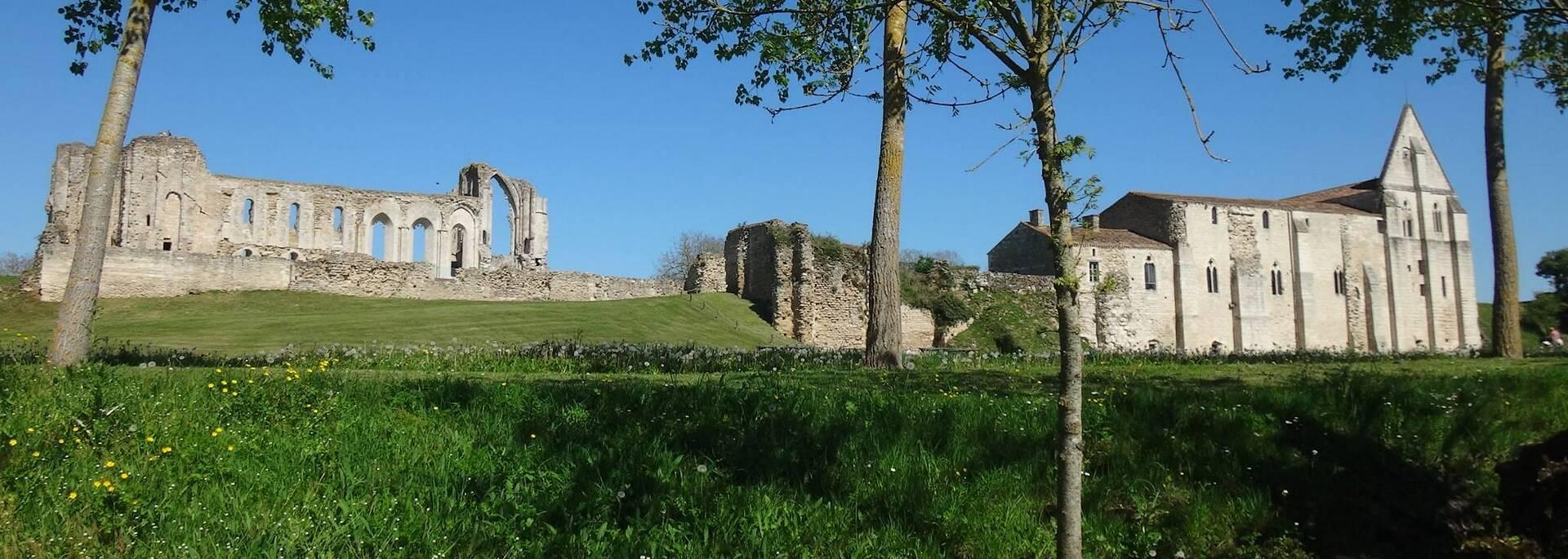 Abbaye de Maillezais - @J.RAMOS / FDHPA17