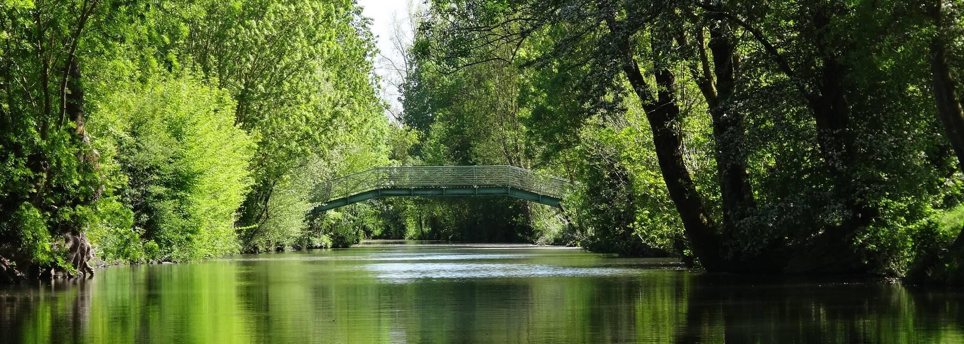 Un pont sur le canal - @J.RAMOS / FDHPA17