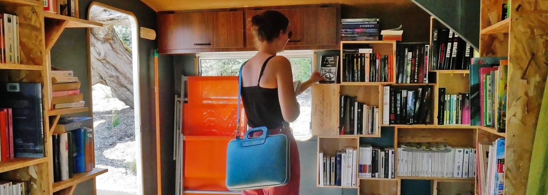 La Caravane aux livres