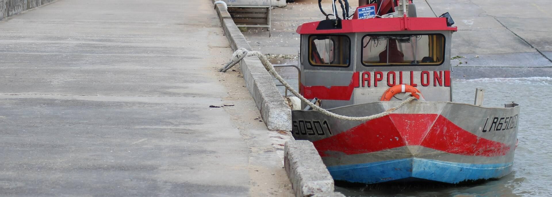 Bateaux sur le port des Boucholeurs - ©P.Migaud / FDHPA 17
