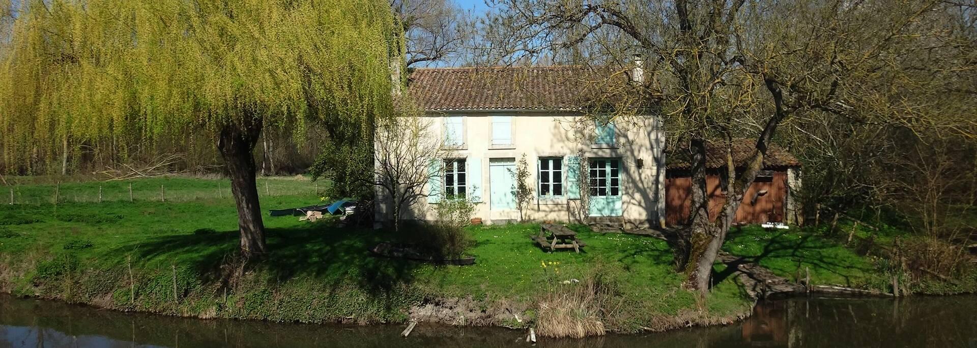 Maison maraîchine - @J.RAMOS / FDHPA17