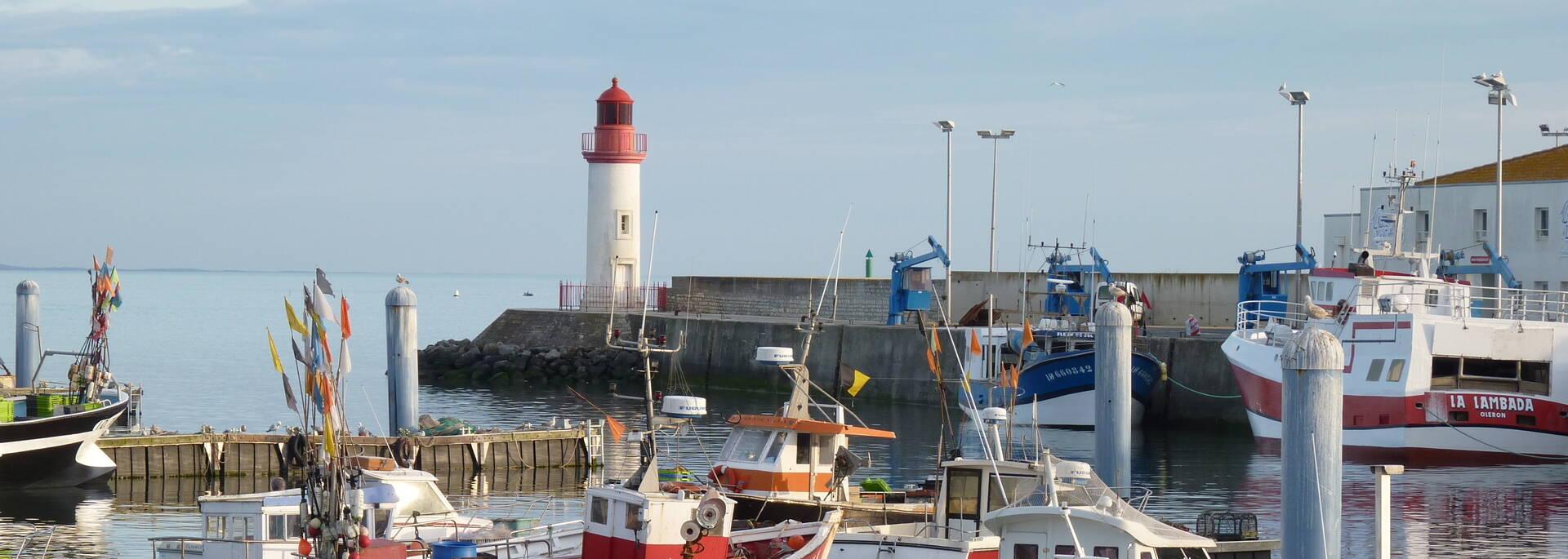 Port de La Cotinière Oléron  ©FDHPA17