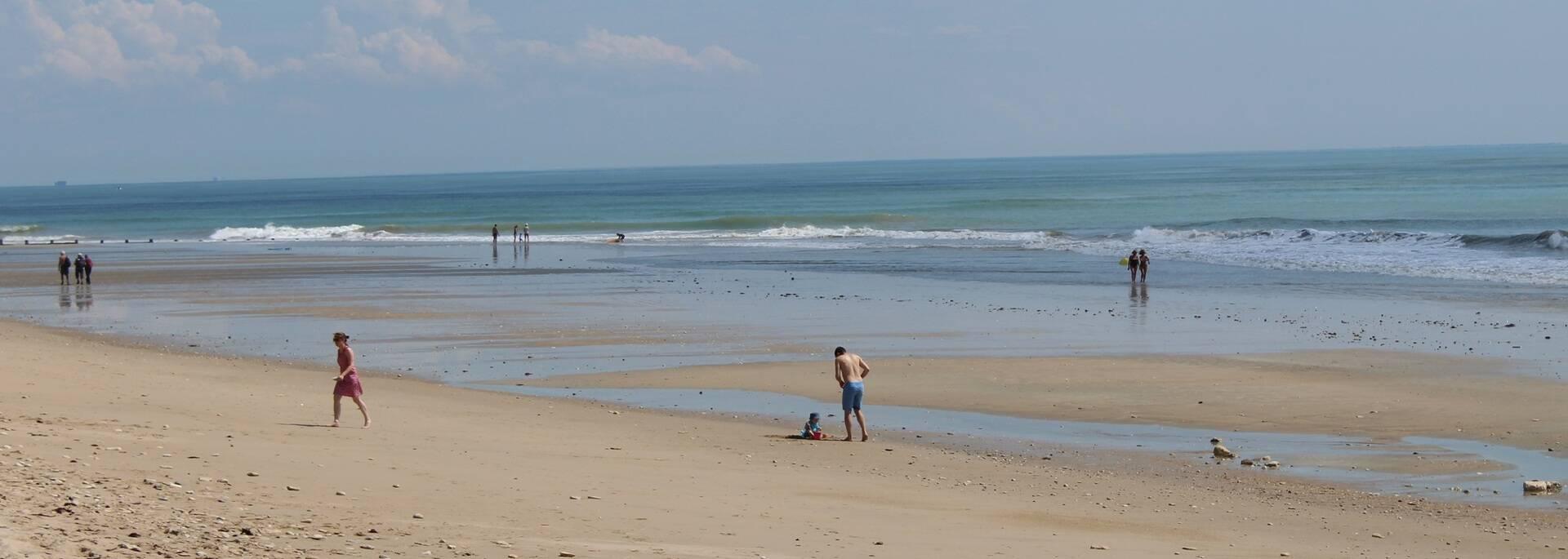 Les plages de l'île de Ré - ©P.Migaud / FDHPA17