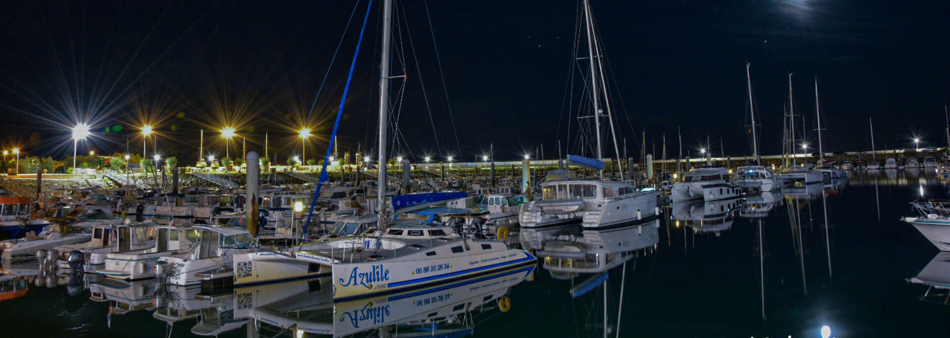 Le Port de Saint-Denis d'Oléron - ©Sabia's Pictures