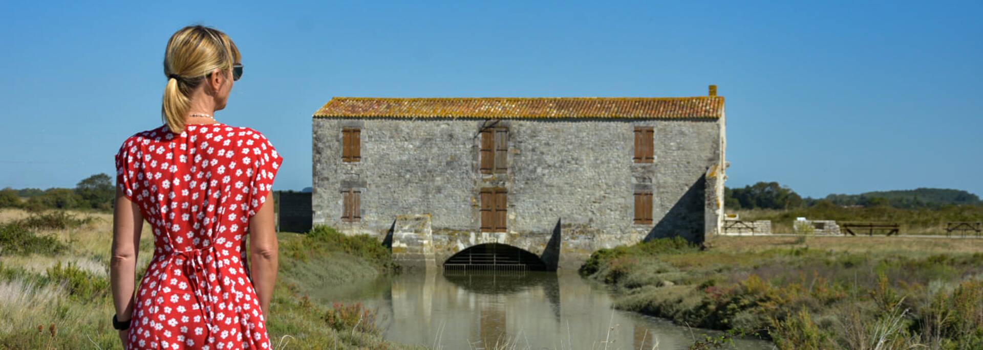 Balade au Moulin des Loges dans le marais de Marennes - ©Sabia's Pictures
