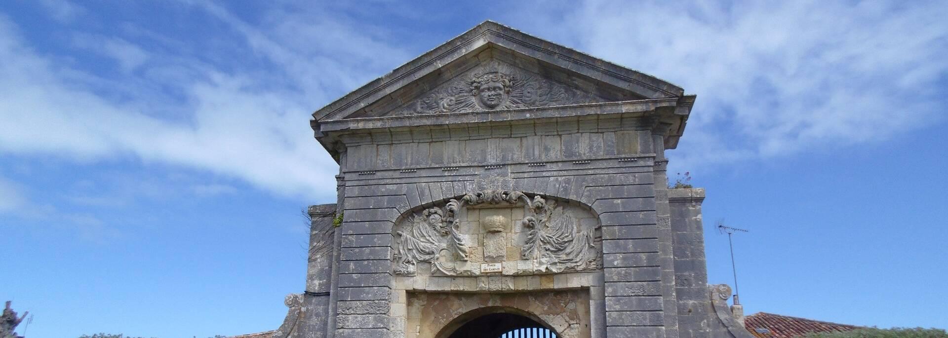Fortification saint martin de ré ©FDHPA 17