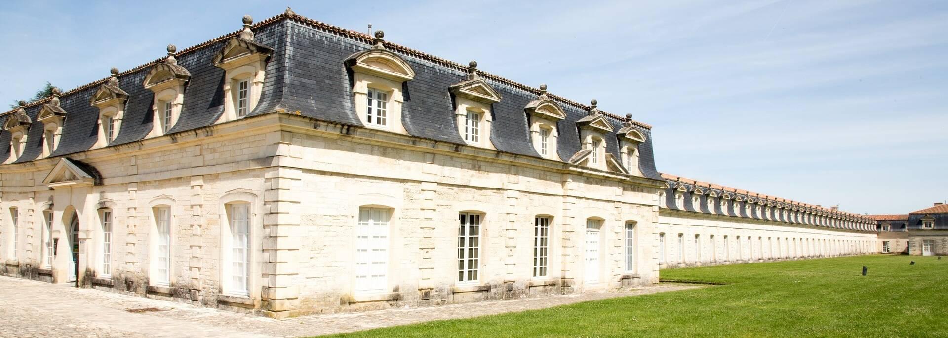 La Corderie Royale de Rochefort - ©Shutterstock