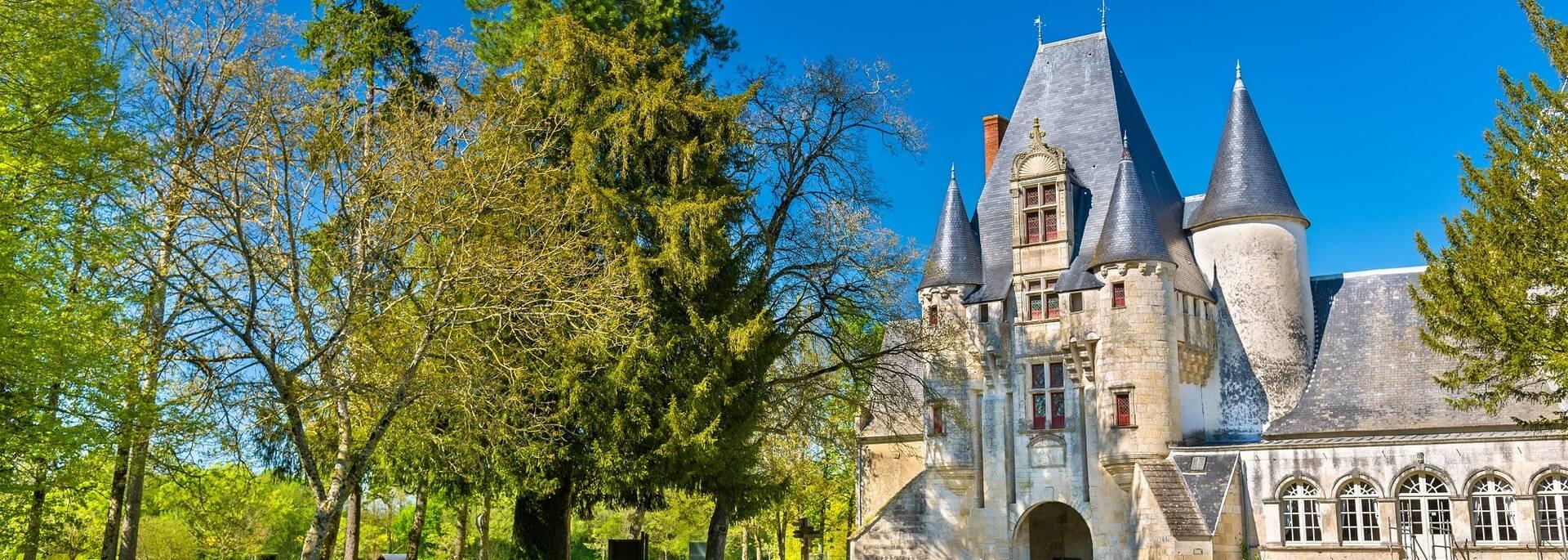Château de Javarzay à Chef-Boutonne - ©Shutterstock