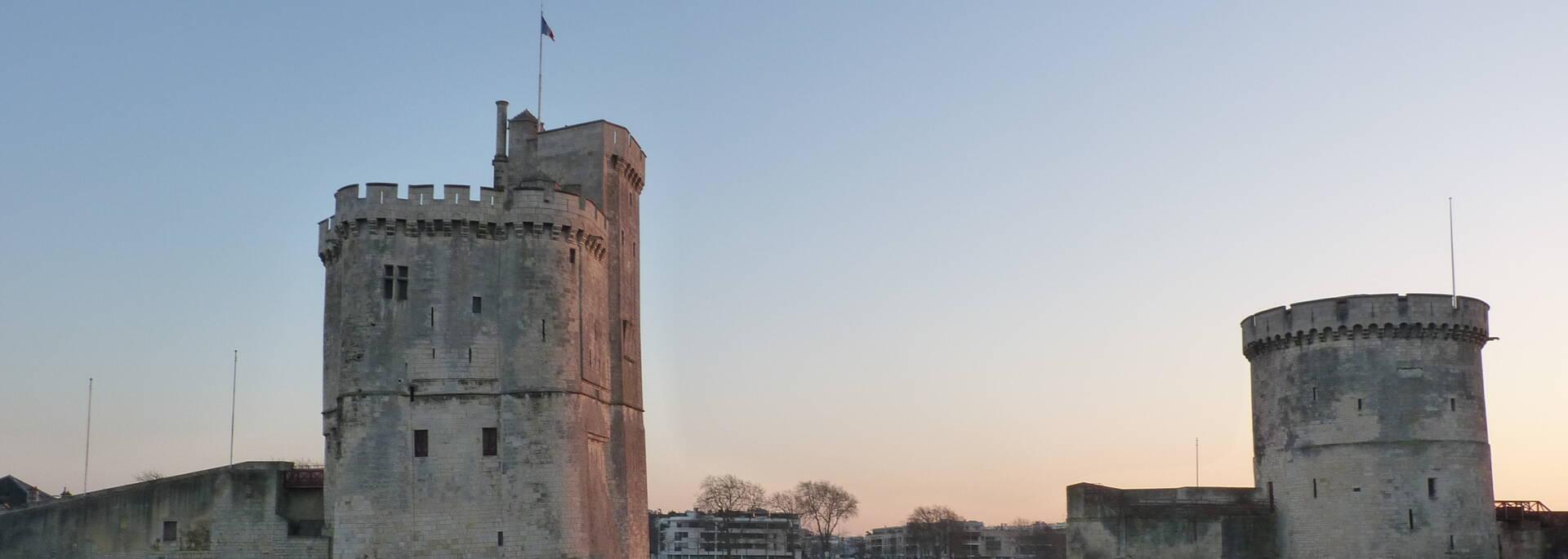 Tours de la Rochelle - © FDHPA 17