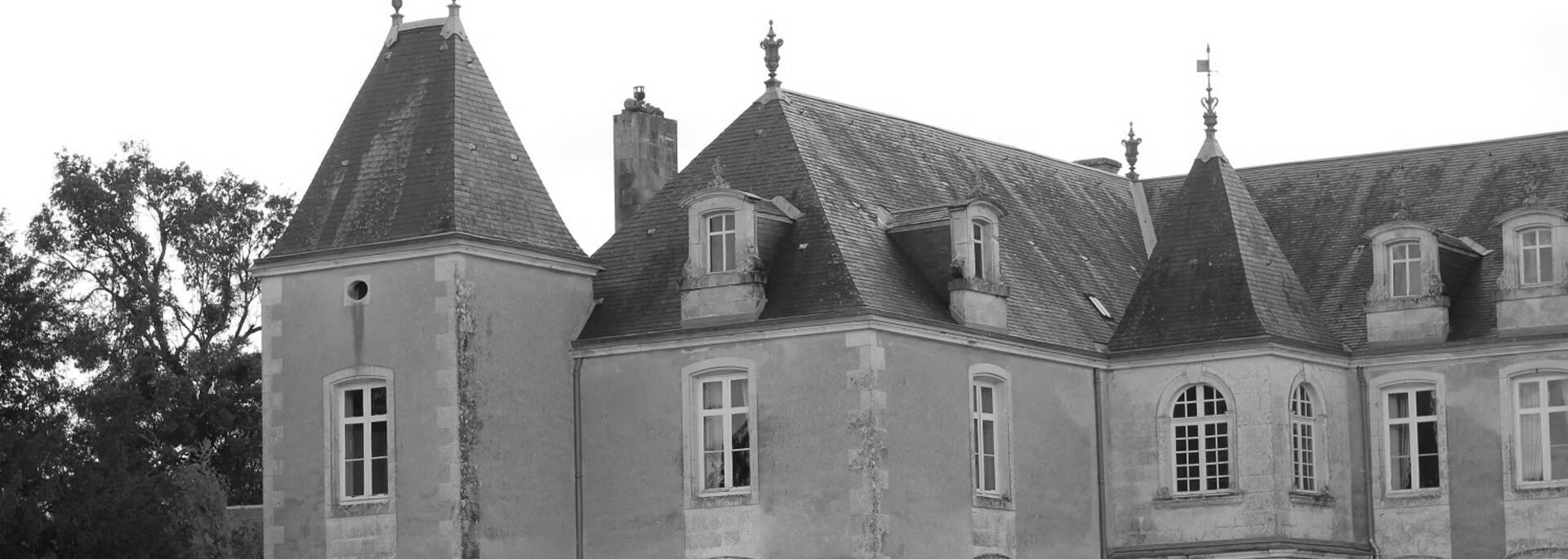 Château de Panloy - © P.Migaud / FDHPA17