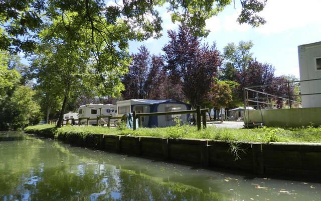 Camping Municipal de Jonzac