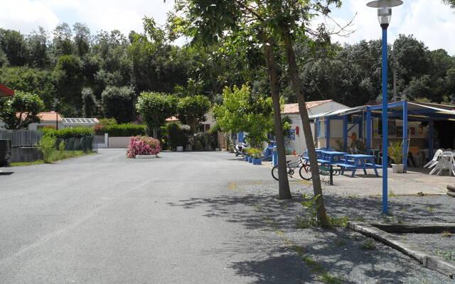 Camping Esnandes