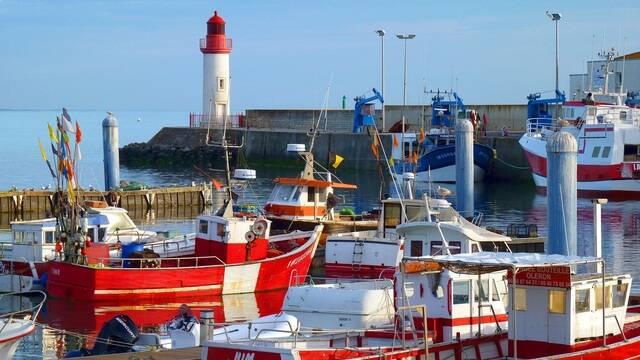 Port de la Cotinière - ©P.Migaud / FDHPA17