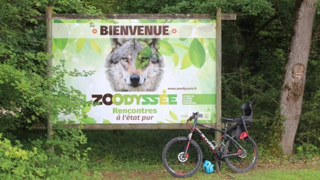 Entrée du Zoodyssée - ©P.Migaud / FDHPA17