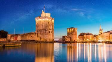 Vue sur le Vieux-Port de La Rochelle - ©Shutterstock