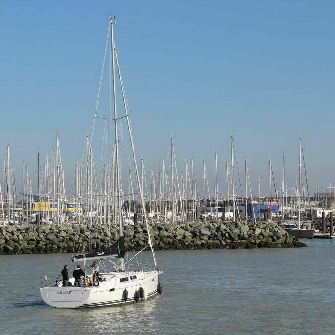 Port des Minimes, La Rochelle © Perrine BELIN / CMT