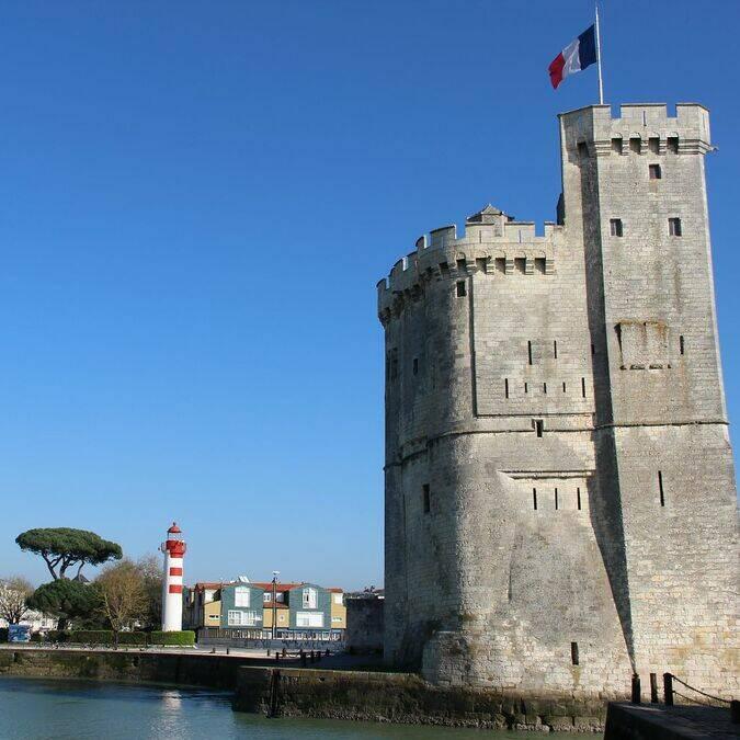 La Tour Saint-Nicolas © Stéphanie NADOUCE / CMT