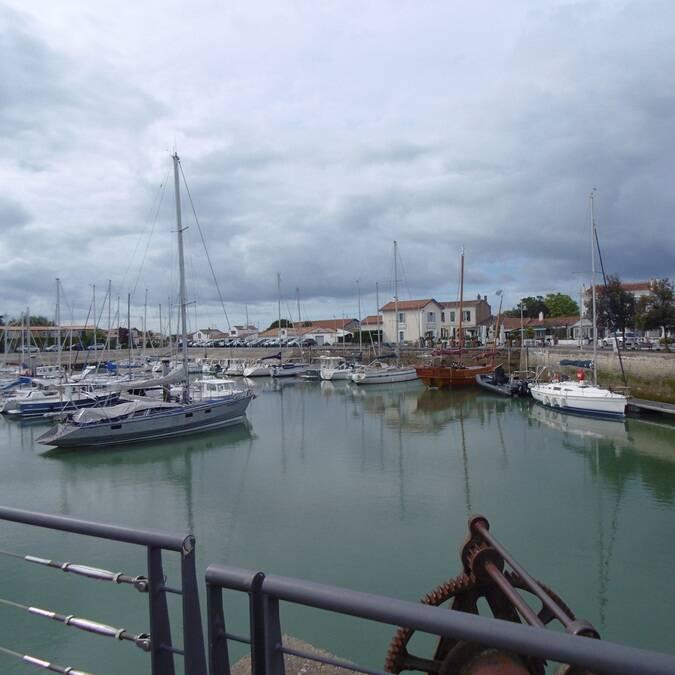 Le port de plaisance d'Ars en Ré - ©V.Baumard - FDHPA 17