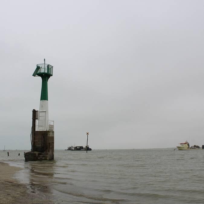 Port du Pavé à Charron - ©P.Migaud / FDHPA 17