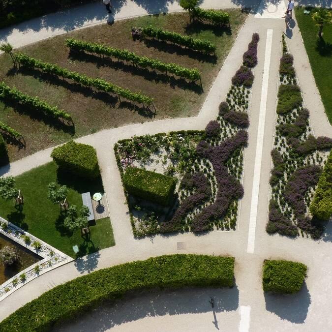 les jardins du phare de Chassiron - ©P.Migaud / FDHPA17