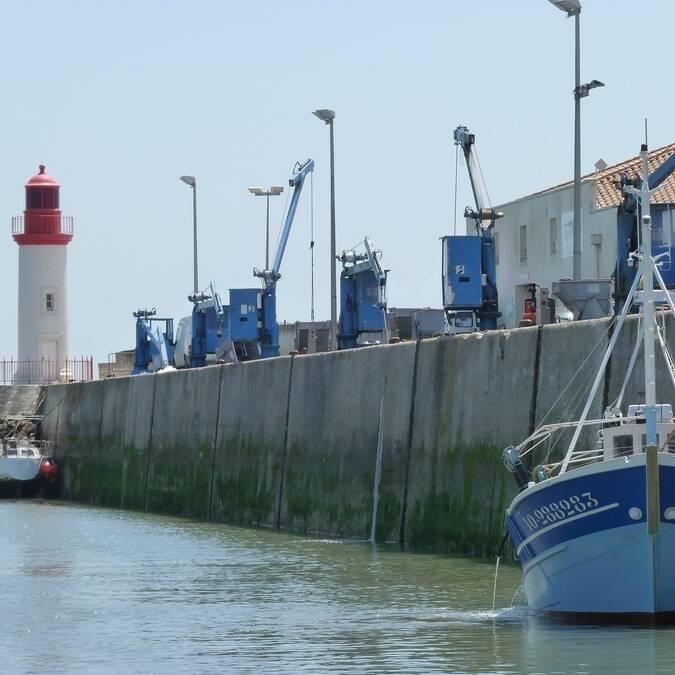 Le port de pêche de la Cotinière © FDHPA 17