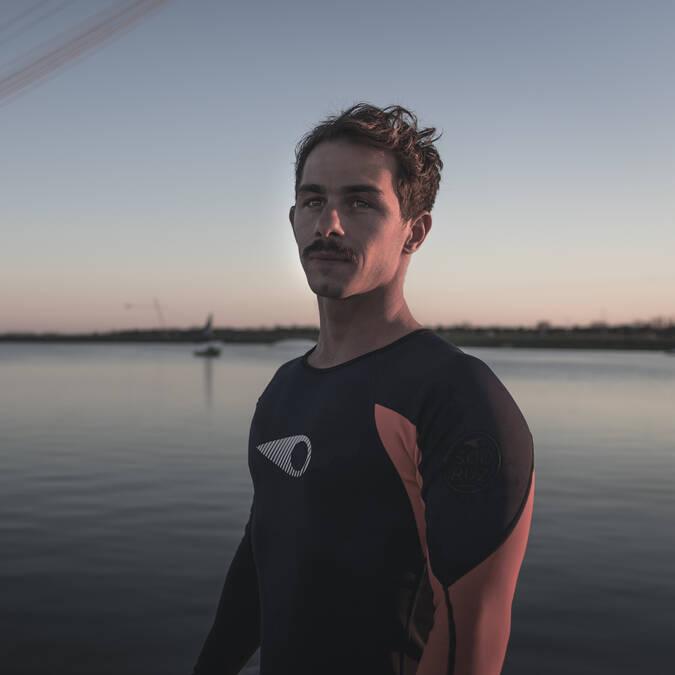 Hugo Guias, kitesurfeur - ©H.Guias