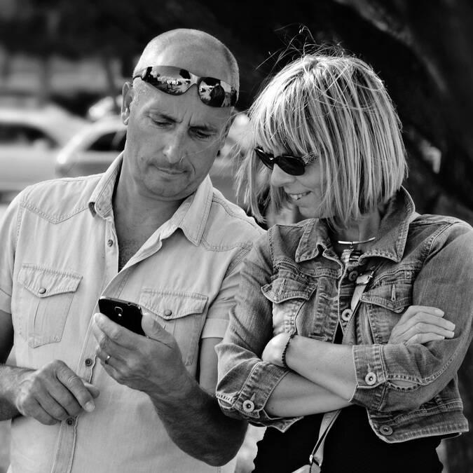 Sonia & Eric, gestionnaires de camping