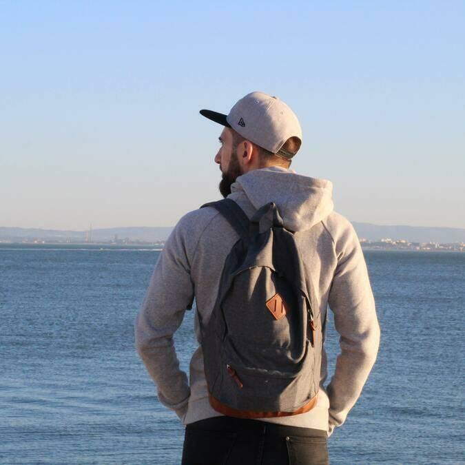 Portrait de Pierre, blogueur - ©P.Migaud