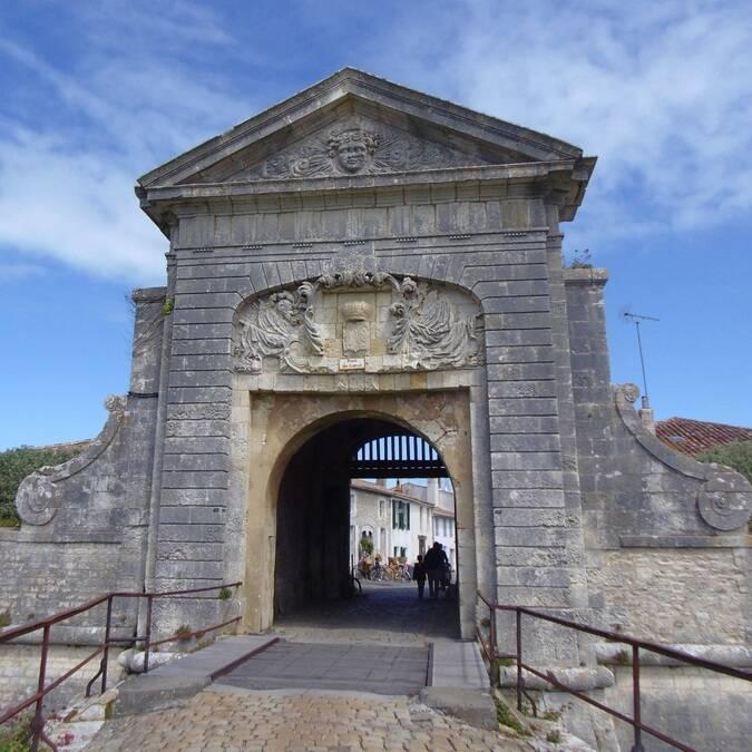 Fortifications de Saint Martin de Ré - ©V.Baumard / FDHPA17