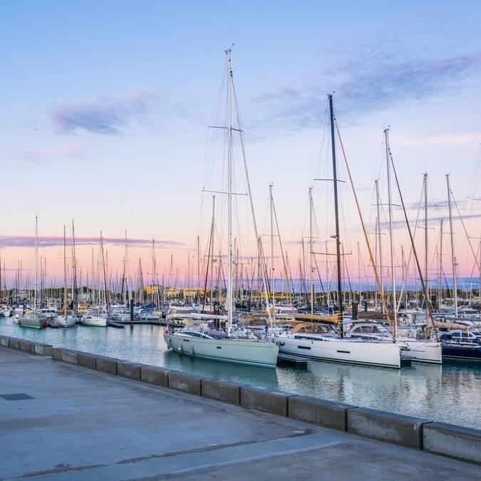 Le Port des Minimes à La Rochelle - ©Shutterstock