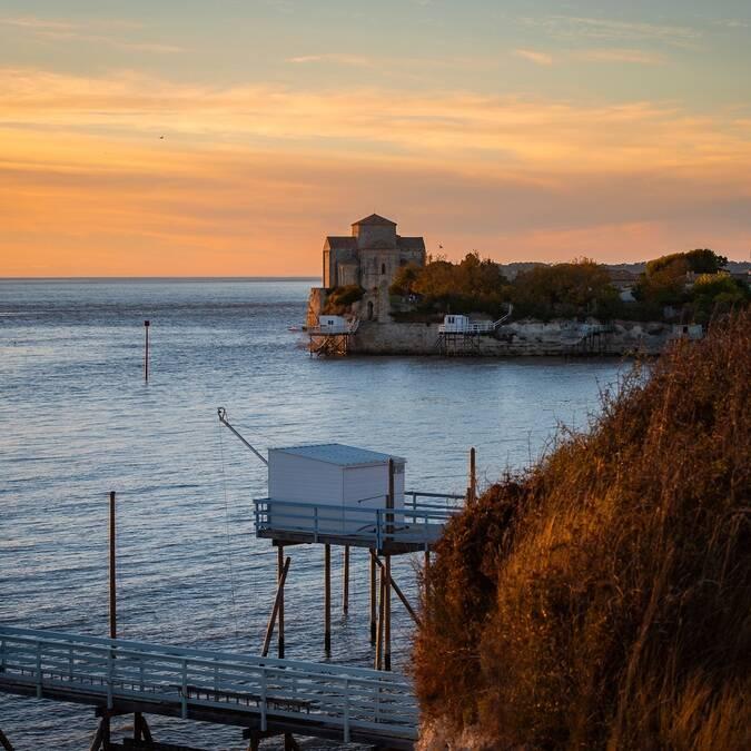L'estuaire de la Gironde vers Talmont - ©Shutterstock