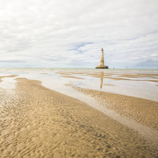 Le phare de Cordouan - ©Shutterstock