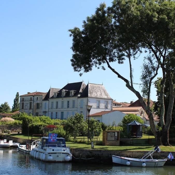Les quais de Port d'Envaux