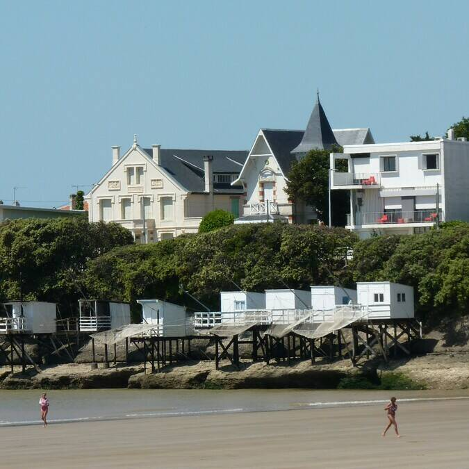 Architecture of Royan - ©P.Migaud / FDHPA17